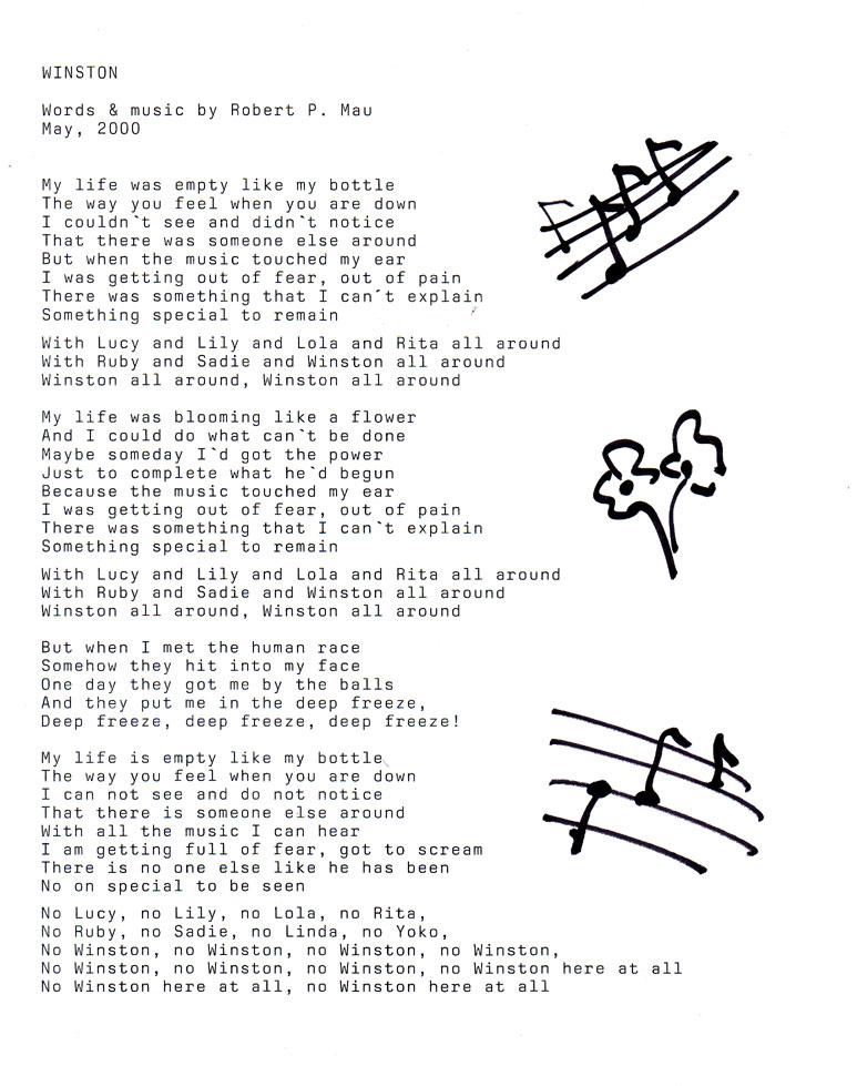 THE BUT - fake sixties unplugged, Kammer-Beat aus Leipzig - Lyrics